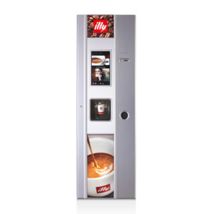 Distributore automatico Illy FAS 400T MPS